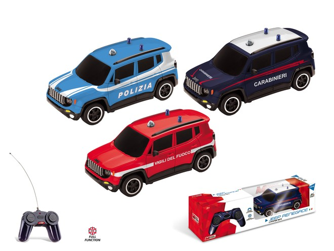 63564 - JEEP RENEGADE SECURITY COLLECTION