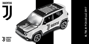 Jeep Renegade Juventus!